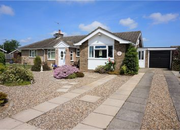 Thumbnail 3 bed detached bungalow for sale in Thirlby Road, North Walsham