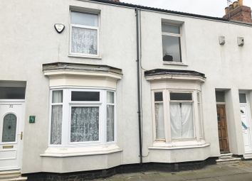 Thumbnail 2 bedroom terraced house for sale in Stowe Street, Middlesbrough