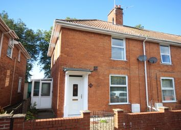 Thumbnail End terrace house for sale in Lyndale Avenue, Bridgwater