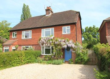 Thumbnail 4 bed semi-detached house for sale in New Pond Road, Benenden, Kent