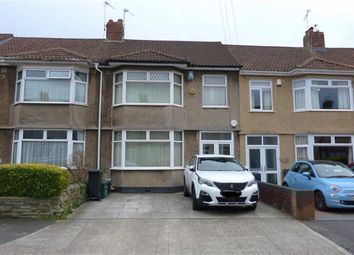 Thumbnail 3 bed terraced house for sale in Friendship Road, Knowle, Bristol