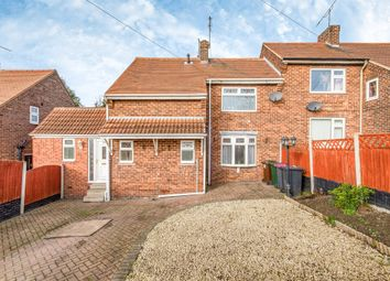 2 bed semi-detached house for sale in Addison Road, Maltby, Rotherham S66