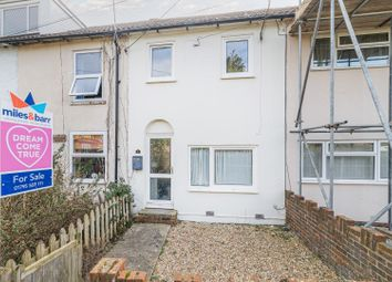 Barrow Green, Teynham, Sittingbourne ME9. 2 bed terraced house for sale