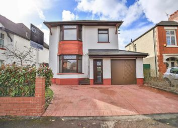 Thumbnail 4 bed detached house for sale in Pantbach Road, Whitchurch, Cardiff