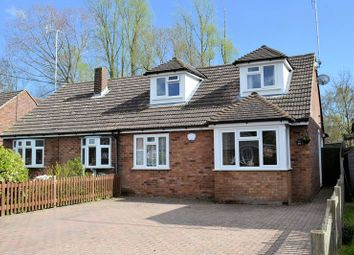 Thumbnail 4 bed semi-detached bungalow for sale in Bournewood, Hamstreet, Ashford