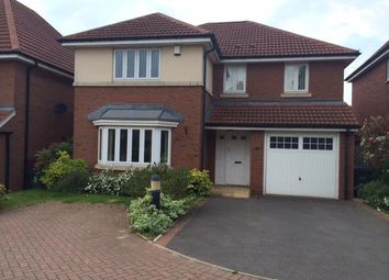 Thumbnail 4 bed detached house to rent in Martyn Smith Close, Great Barr, Birmingham