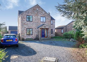 Thumbnail 5 bed detached house for sale in Mill Lane, Rawcliffe