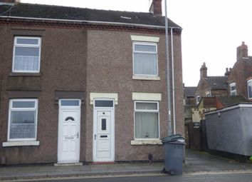 Thumbnail Terraced house for sale in Sandbach Road, Cobridge, Stoke-On-Trent
