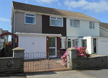 Thumbnail 3 bed semi-detached house for sale in Pen Y Fro, Dunvant, Swansea
