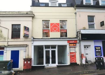 Thumbnail Commercial property for sale in Tor Hill Road, Torquay