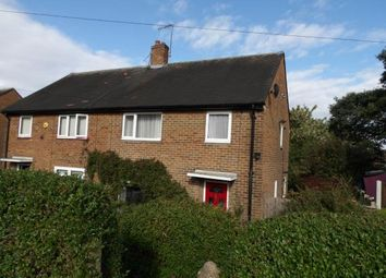 Thumbnail 3 bed semi-detached house for sale in Greencroft, Clifton, Nottingham, Nottinghamshire