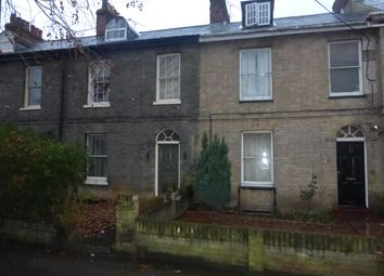 Thumbnail Terraced house to rent in Norwich Road, Ipswich