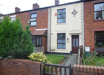 Thumbnail 2 bed terraced house to rent in Manchester Road, Heywood