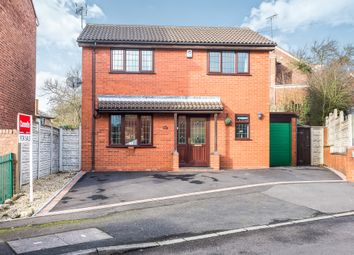 Thumbnail 3 bed detached house for sale in Kingham Close, Lower Gornal, Dudley