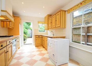 Thumbnail 3 bed terraced house to rent in Dundonald Road, London