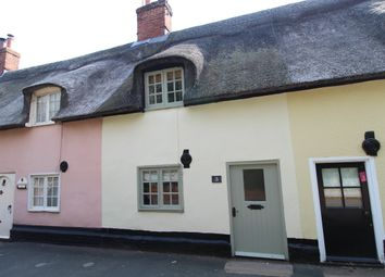 Thumbnail 2 bed cottage for sale in Malting Row, Honington, Bury St. Edmunds