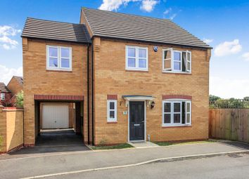 Thumbnail 4 bed detached house for sale in Littlecote Grove, Walton, Peterborough