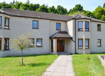 Thumbnail 2 bed flat for sale in St. Leonards Court, Forres