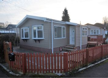 Thumbnail 2 bedroom mobile/park home for sale in Pendeford Hall Mobile Home Park, Wolverhampton