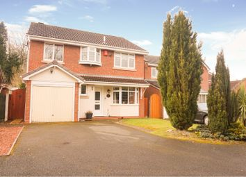 Thumbnail 4 bed detached house for sale in Reynards Coppice, Sutton Hill Telford