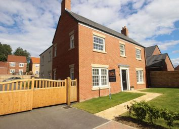 Thumbnail 4 bed detached house for sale in Mill Way, Scalby, Scarborough