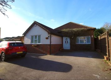 Thumbnail 3 bedroom bungalow to rent in Hazelwood Lodge Shellbank Lane, Bean, Dartford