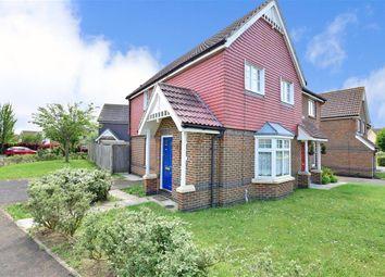 Thumbnail 3 bed semi-detached house for sale in Raymond Fuller Way, Kennington, Ashford, Kent