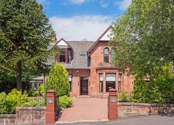 Thumbnail 5 bed detached house for sale in Mansionhouse Road, Mount Vernon, Glasgow, Lanarkshire