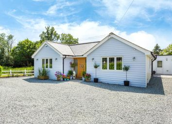 Thumbnail 4 bedroom detached bungalow for sale in Brentwood Road, Ingrave, Brentwood, Essex