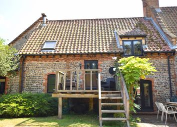 Thumbnail 2 bed barn conversion for sale in Felbrigg Road, Roughton, Norwich