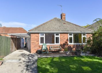 Thumbnail 2 bed detached bungalow for sale in Whitby Drive, York