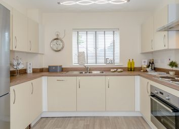 Thumbnail 2 bedroom flat for sale in Bakery Close, Romford