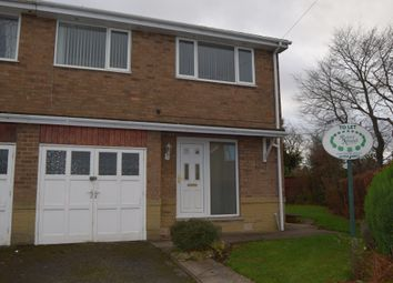 Thumbnail 4 bed semi-detached house to rent in Sandal Cliff, Sandal, Wakefield