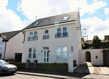 Thumbnail 4 bedroom duplex for sale in Main Road, Langbank, Port Glasgow