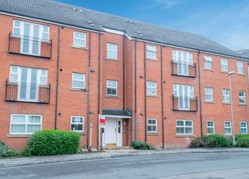 Thumbnail 2 bed flat for sale in Meadow Side Road, East Ardsley