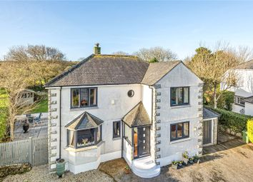 Thumbnail 5 bed detached house for sale in Bahavella Drive, St. Ives, Cornwall