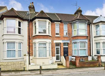Thumbnail 1 bed flat for sale in Canterbury Street, Gillingham, Kent