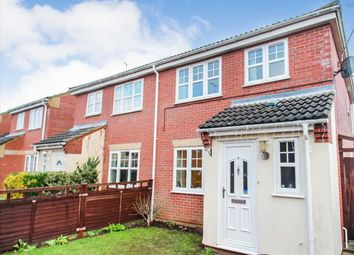 3 bed semi-detached house for sale in Magingley Crescent, Rushmere St. Andrew, Ipswich IP5