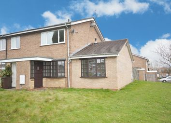 Thumbnail 4 bedroom maisonette for sale in Myton Drive, Shirley, Solihull
