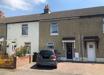 Thumbnail 2 bed terraced house for sale in Sherwood Road, Gosport