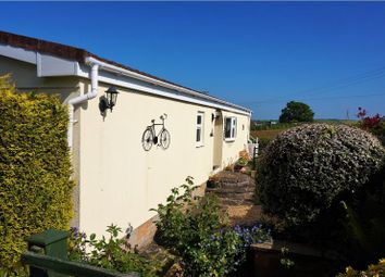 Thumbnail 3 bed mobile/park home for sale in The Firs, Exeter