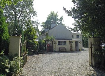 Thumbnail 4 bed detached house for sale in Llangristiolus, Llangristiolus, Bodorgan, Anglesey