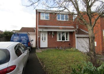 Thumbnail 3 bed link-detached house to rent in Vintage Close, Birmingham