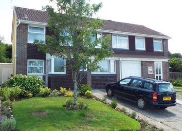 Thumbnail 4 bed semi-detached house for sale in Plymouth, Devon