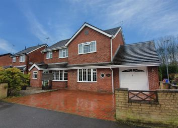 Thumbnail 5 bed detached house for sale in Charminster Road, Meir Park, Stoke-On-Trent