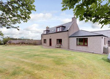 Thumbnail 4 bed detached house for sale in Forglen, Banff