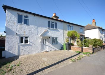 Thumbnail 2 bed semi-detached house for sale in Middle Lane, Epsom