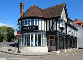 Thumbnail 2 bed flat for sale in High Street, Milford On Sea, Freehold