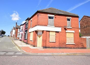 Thumbnail 4 bedroom terraced house for sale in Birkenhead Road, Wallasey, Merseyside