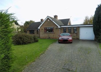 Thumbnail 3 bedroom detached bungalow to rent in Station Road, Sutton, Retford, Nottinghamshire